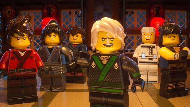 Video: We Chat with The LEGO Ninjago Movie Cast