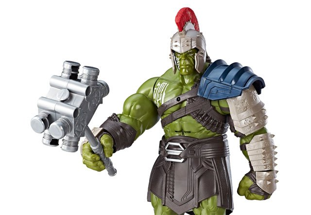 New Images of Thor: Ragnarok Products from Hasbro