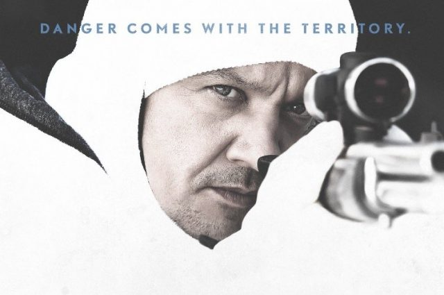 Check out the new Wind River poster. Jeremy Renner is featured on the Wind River poster.