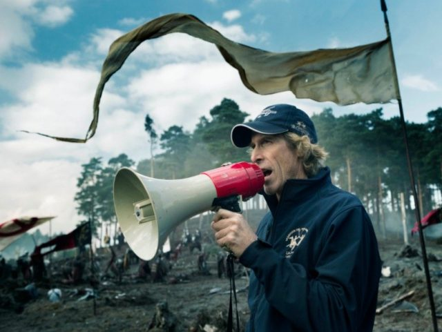 Michael Bay has just posted a bunch of new Transformers photos