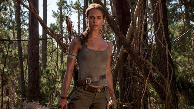 New Tomb Raider Movie Wraps Production - ComingSoon.net