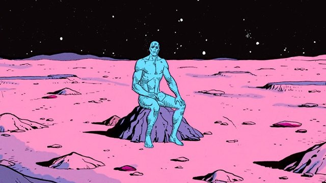 A Watchmen HBO series is in development. Would you watch an Watchmen HBO series?