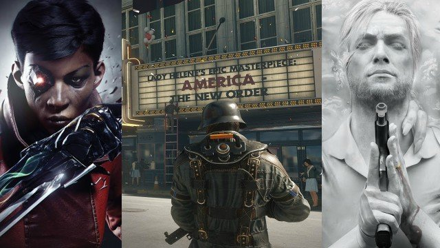 Bethesda E3 2017 Trailers Including Wolfenstein II, The Evil Within 2 & More!