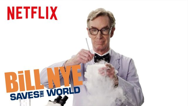 Bill Nye Saves the World Season 2 Announced!