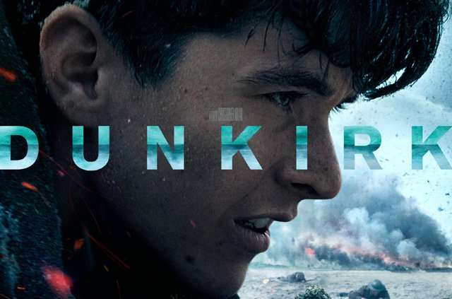 The New Poster for Christopher Nolan's Dunkirk