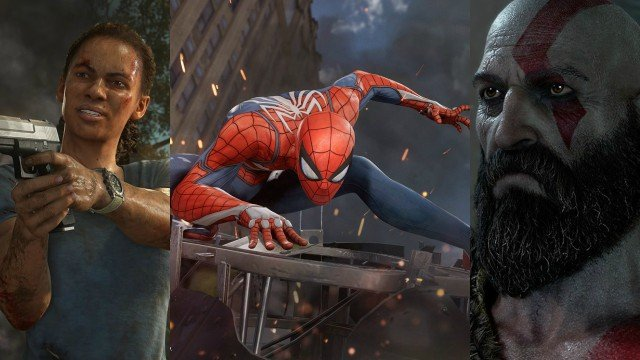 E3 2017: PlayStation Trailers Including God of War, Spider-Man, and More!