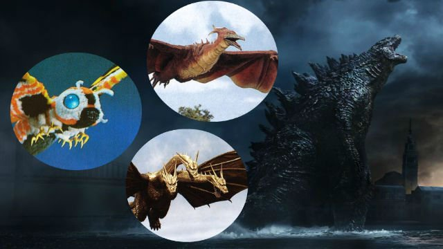 Godzilla Sequel Begins Production, Rodan, Mothra, and Ghidorah Confirmed!