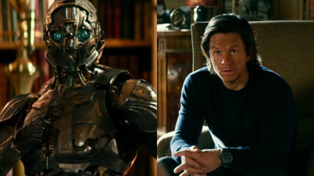 Mark Wahlberg vs Cogman in Transformers The Last Knight Clip