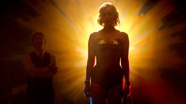 First Teaser for WONDER WOMAN Creators' Biopic