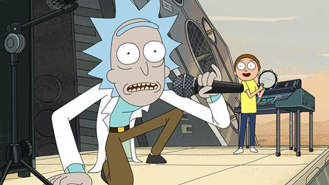 Adult Swim announces a Rick and Morty season 3 premiere date