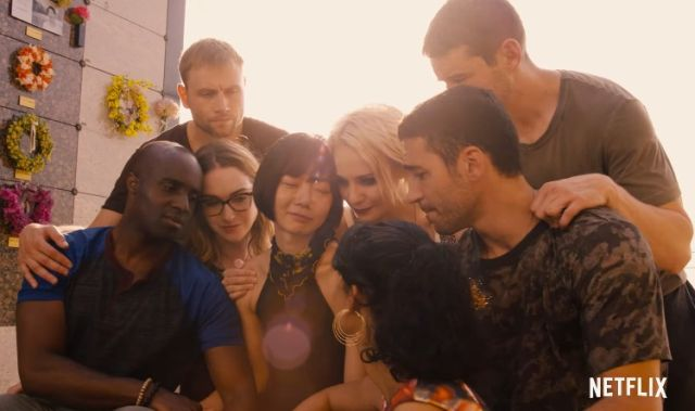 Netflix has seen the #BringBackSense8 petitions, show is still canceled