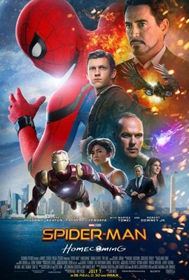 Spider-Man: Homecoming Review at ComingSoon.net