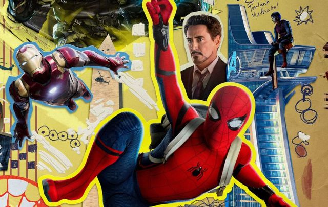 Spider-Man IMAX Poster, Screen Time in Infinity War Revealed