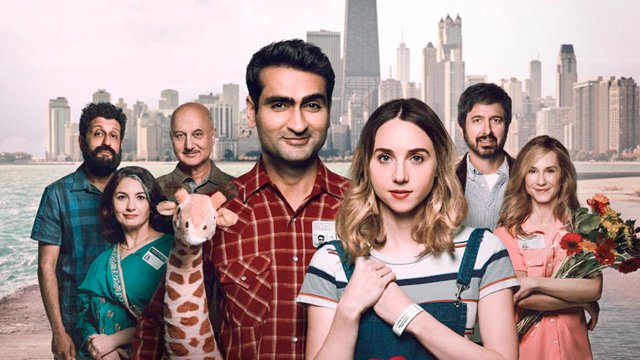 Sit down with The Big Sick cast. The Big Sick cast can now be seen on the big screen.