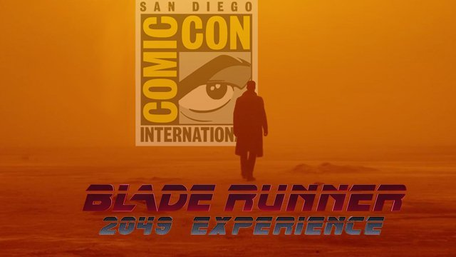 Explore the SDCC Blade Runner 2049 experience with our full SDCC Blade Runner 2049 experience gallery!