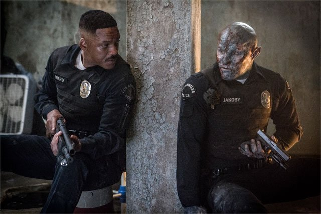 Watch the new Bright trailer from Netflix