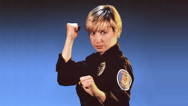 Cynthia Rothrock is another key figure on our ass-kicking women list.