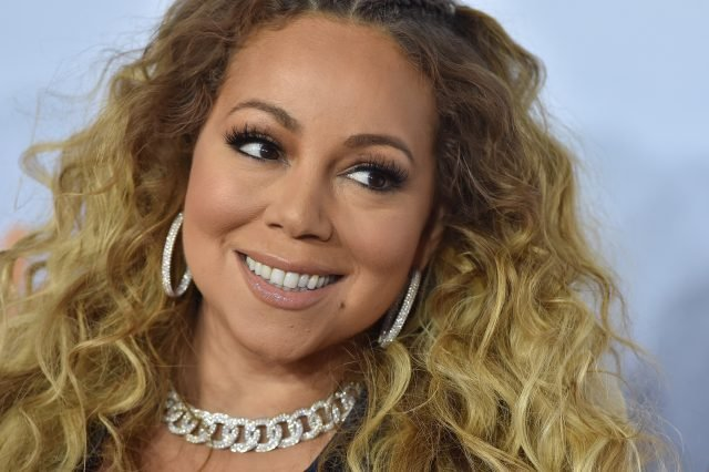A drama series based on the life of singer Mariah Carey is in the works at Starz