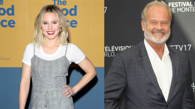 Kristen Bell and Kelsey Grammer in Talks for Like Father at Netflix