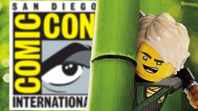 Check out our recap of the LEGO Ninjago Movie Comic-Con panel. Read all the details from the LEGO Ninjago Movie panel.