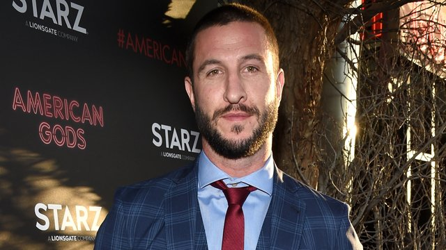 Pablo Schreiber has joined Skyscraper. Pablo Schreiber plays Mad Sweeney on American Gods.