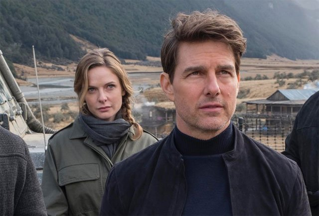 Mission: Impossible 6 Cast Photo as New Zealand Filming Ends