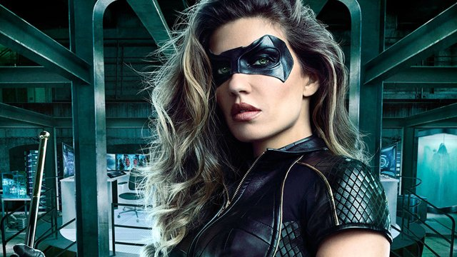 First Look: Juliana Harkavy Suits Up as Arrow's New Black Canary.