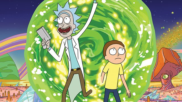 Justin Roiland and Dan Harmon discuss Rick and Morty season three. Justin Roiland and Dan Harmon are the creators.