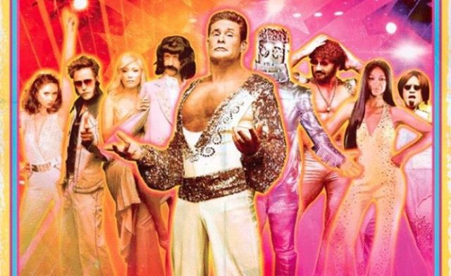 A Guardians Inferno video is on the way featuring David Hasselhoff and the Sneepers! You'll find the Guardians Inferno video on the blu-ray.