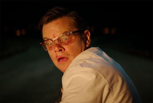 Matt Damon Goes After Gangsters in First Trailer for George Clooney's 'Suburbicon'