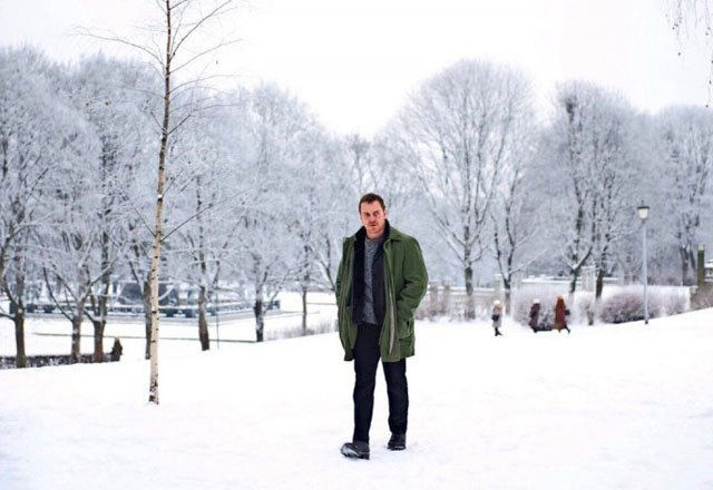 Michael Fassbender hunts killer in The Snowman's chilling trailer