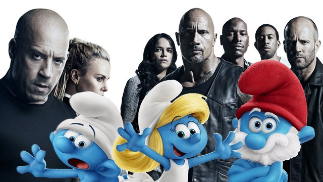 The Fate of the Furious Comes Out July 11. The Smurfs: The Lost Village comes out July 11.