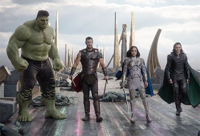 Comic-Con: 100 Thor: Ragnarok Trailer Screenshots Will Rok You