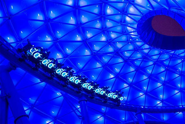 TRON Attraction Coming to Walt Disney World