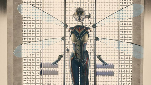 Here's Your First Look at the Wasp in the 'Ant-Man' Sequel