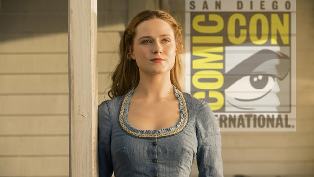 Go behind the scenes of HBO Westworld. You can watch the full HBO Westworld panel from Comic-Con.