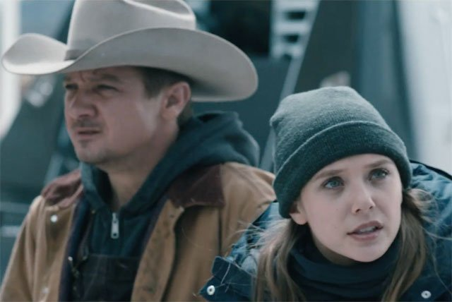 New Wind River Trailer With Jeremy Renner & Elizabeth Olsen