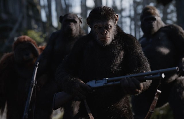 War for the Planet of the Apes Opens in First to $56.5 Million