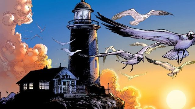 Construction Begins on Aquaman's Lighthouse Home for Solo Movie