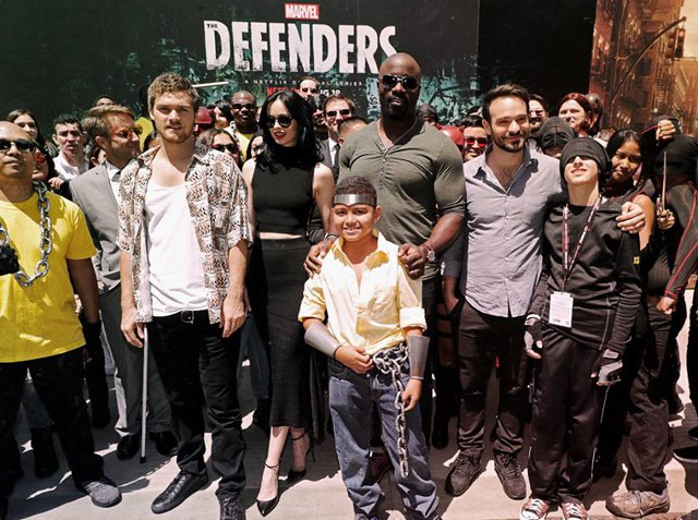 The Defenders Comic-Con Interviews - Here's What We Learned