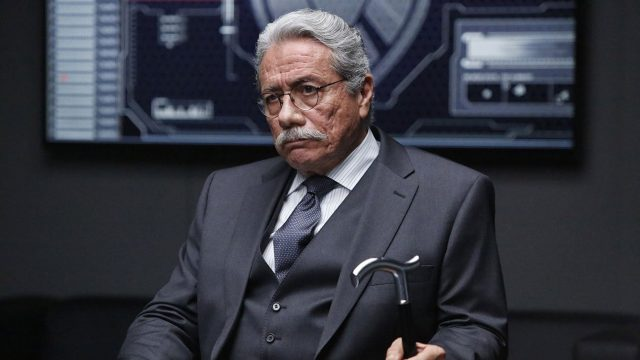 Edward James Olmos has been cast in the lead role in the upcoming 9/11 film Windows on the World