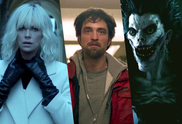 Fantasia Reviews: Atomic Blonde, Good Time and Death Note 3