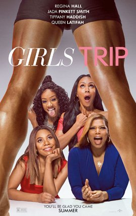 Girls Trip Review at ComingSoon.net