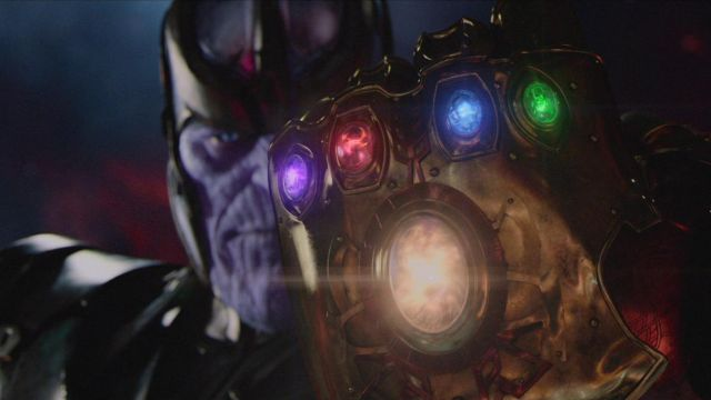 Avengers: Infinity War Footage Description from D23