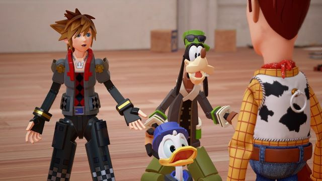 Kingdom Hearts 3 to include Toy Story, will launch in 2018