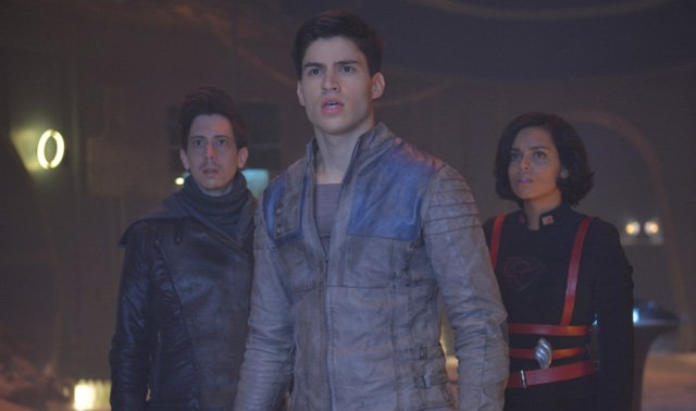 Krypton Comic-Con Interviews: Time Travel and the Fate of Krypton