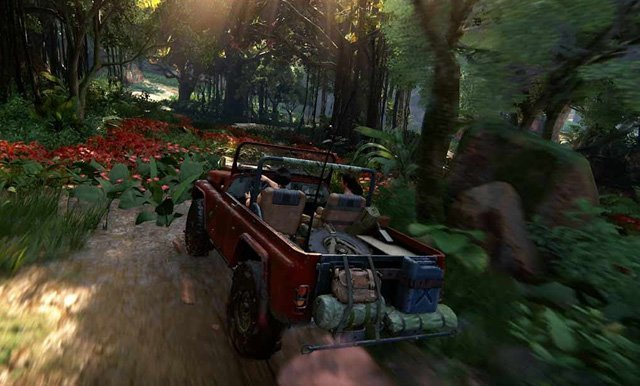 Uncharted: The Lost Legacy Western Ghats Gameplay Revealed