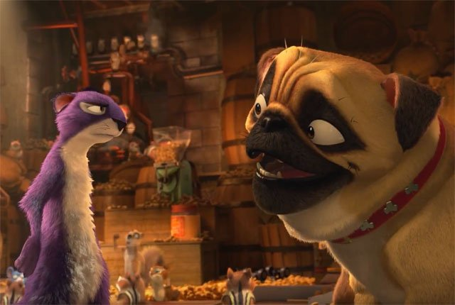 The New Nut Job 2 Trailer is the Nuttiest Yet