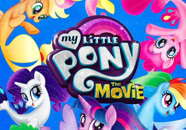 My Little Pony Movie Comic Con Poster Is Here
