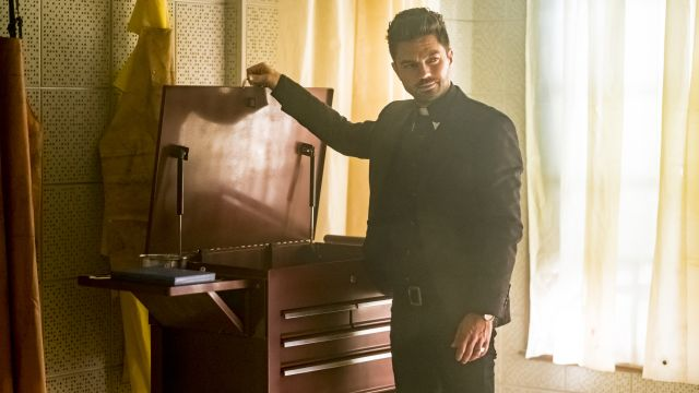 Preacher Episode 2.05 Annotations: John Wayne and Dallas
